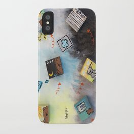 The Turning iPhone Case