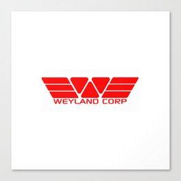 Weyland Corp Canvas Print