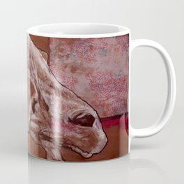 The ancient horse Coffee Mug