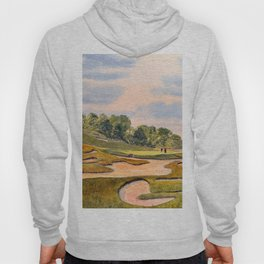 Whistling Straits Golf Course Hole 6 Hoody