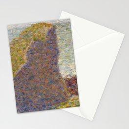 Study for Le Bec du Hoc, Grandcamp Stationery Cards