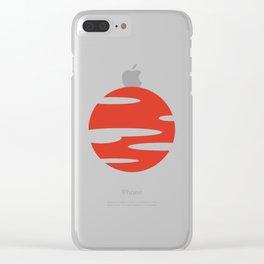 Samurai Champloo- Sunset Clear iPhone Case