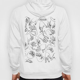 The SENSUALIST Collection (Tact) Hoody