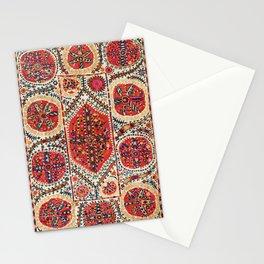 Large Medallion Suzani Print Stationery Cards