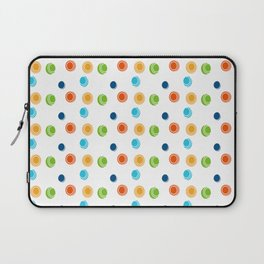Color circles Laptop Sleeve