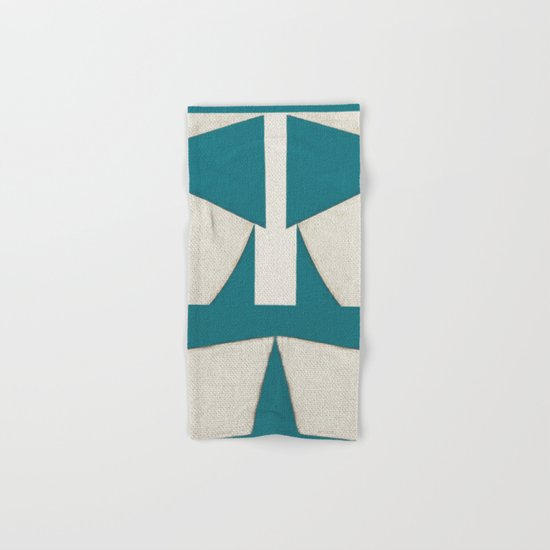 Lucha Libre Mask 5 Hand & Bath Towel