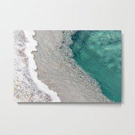 Yellowstone Colors No. 4 Metal Print