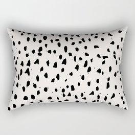 Urban Dot Rectangular Pillow