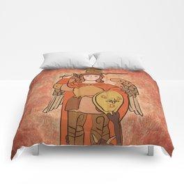 San Miguel Archangel Comforters