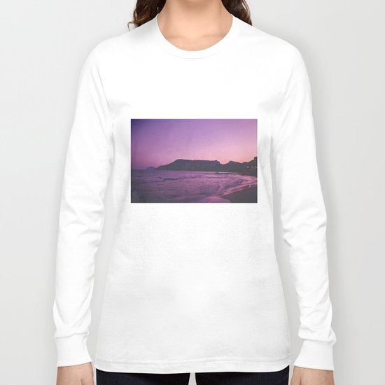 is there really anything better than a great sunset? Long Sleeve T-shirt