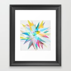 Colorful 4 Framed Art Print