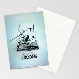 Mousse & Rooms Stationery Cards