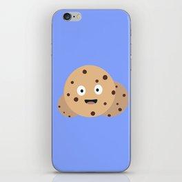 chocolate chips cookies iPhone Skin