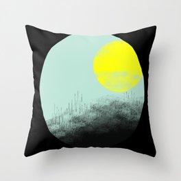 Nights Throw Pillow