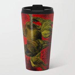 Metatrons cube hypercube II Travel Mug