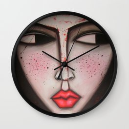 ALYSSA Wall Clock