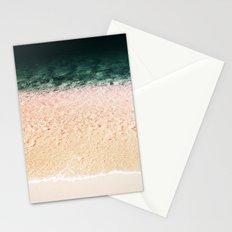 Magic sand Stationery Cards