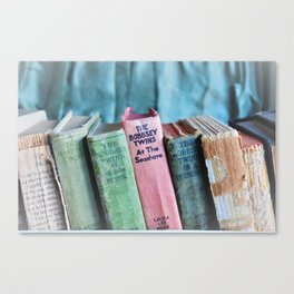 The Bobbsey Twins Canvas Print