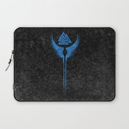 Vikings Valkyrie of Odin Laptop Sleeve