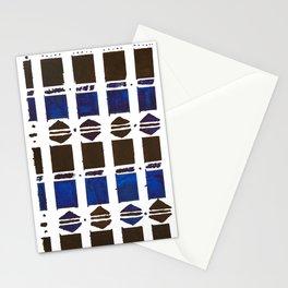 Modern Mudcloth Stationery Cards