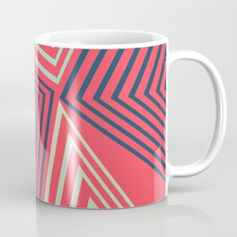 Geometric Design No1 Coffee Mug