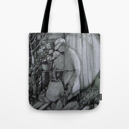 Wine Grower Tote Bag