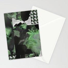 Random 3D No. 444 Stationery Cards