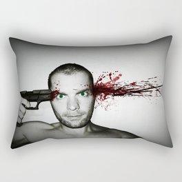 Bang... Rectangular Pillow