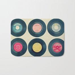 Vinyl Collection Bath Mat