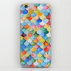 Fish Scales  iPhone & iPod Skin