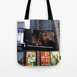 Diddy Tote Bag