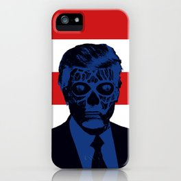 Trump Lives iPhone Case