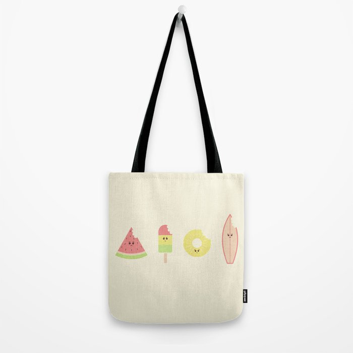 Summer Sucks Tote Bag