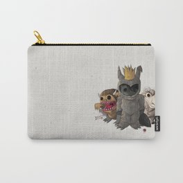 Wild 1 two Carry-All Pouch