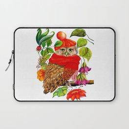 Charming Owl Laptop Sleeve