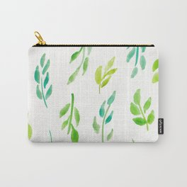 180726 Abstract Leaves Botanical 18 |Botanical Illustrations Carry-All Pouch