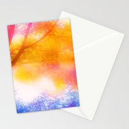 Wild, Mystic and Romance Landscape Stationery Cards