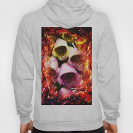 Abstract Perfection - Bellflower Hoody