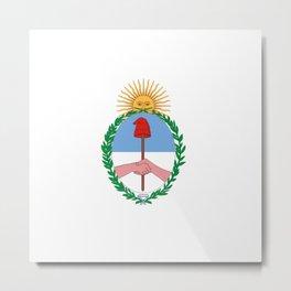 flag of Jujuy Metal Print