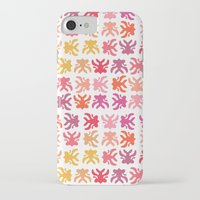 swimming iPhone & iPod Cases featuring Swimming by Robin Gayl