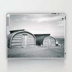 Holy Island Boat Sheds Laptop & iPad Skin