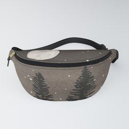 Forked Pine Fanny Pack