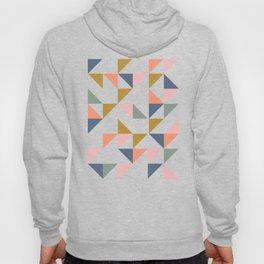 Floating Triangle Geometry Hoody