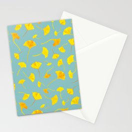 Ginkgo Collection Stationery Cards