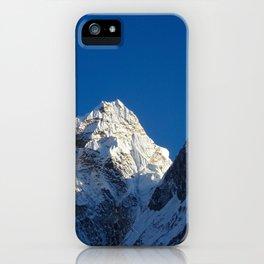 Ama Dablam 2 iPhone Case