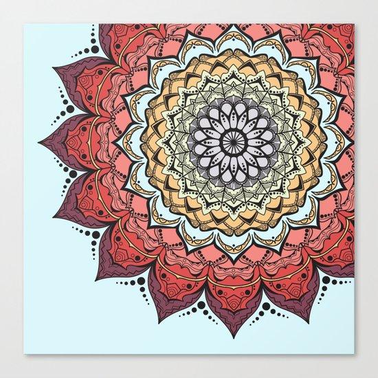 Mandala 2.0 (3.0) Canvas Print
