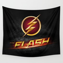 The Flash Inside Wall Tapestry
