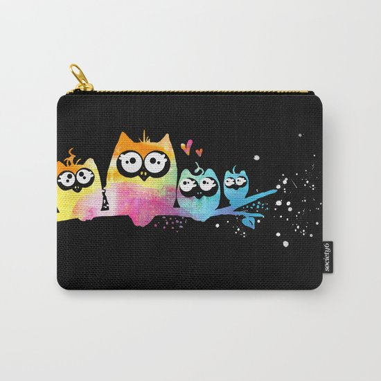 We love us... Carry-All Pouch