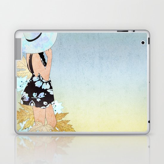 AUTUMN BREEZE Laptop & iPad Skin