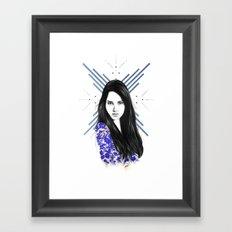 ODESSA Framed Art Print
